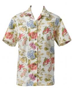 flowers of aotearoa shirt