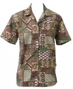 Womens shirt kowhaiwhai
