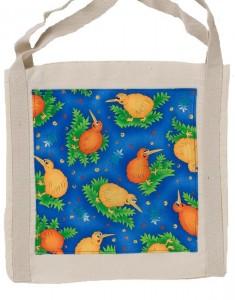 Goodnight Kiwi Tote bag