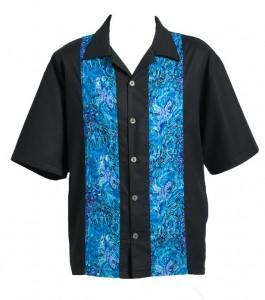 Paua Panel shirt