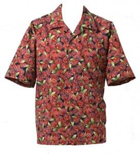 Pohutukawa Mens shirt