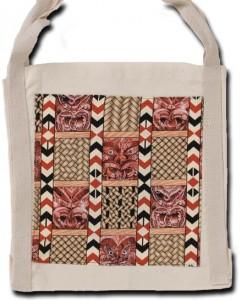 "Tote Bag Style ""Rangatira"""