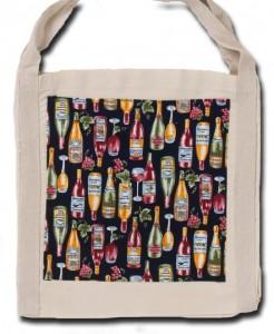 """Tote bag """"Wine"""""""